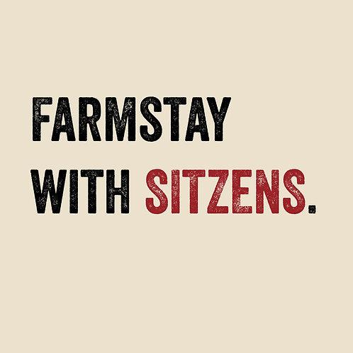 Farmstay Deposit