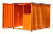 containers rio grande do sul