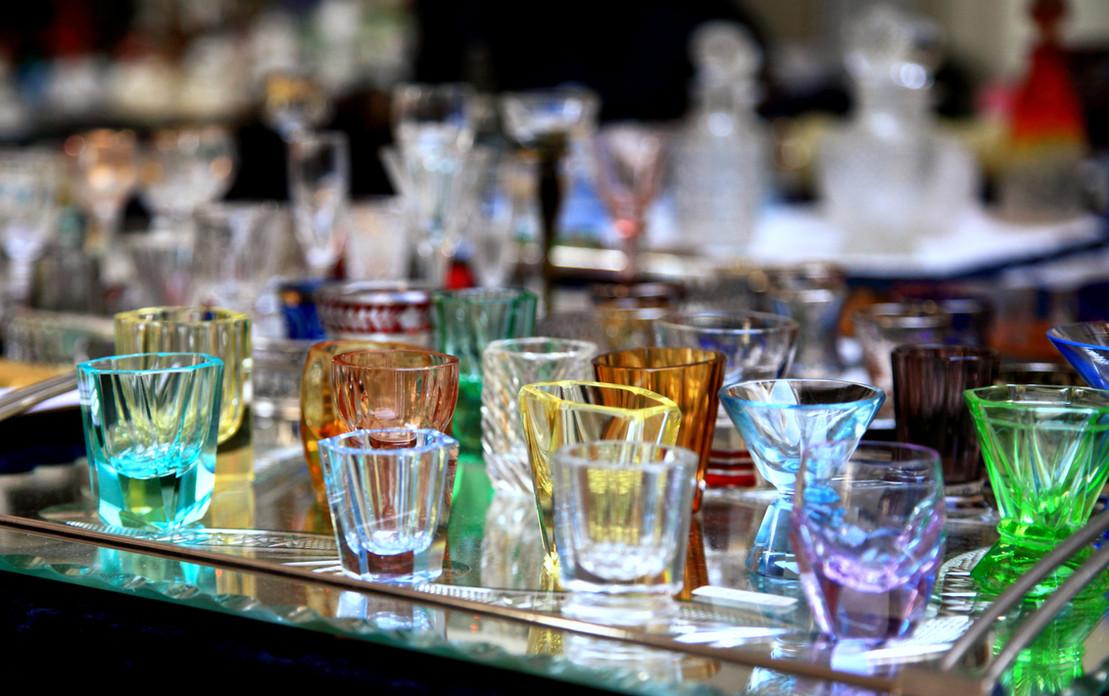 Flohmarkt Glasses