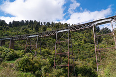 Hapuawhenua Viaduct Ohakune Old Coach Road