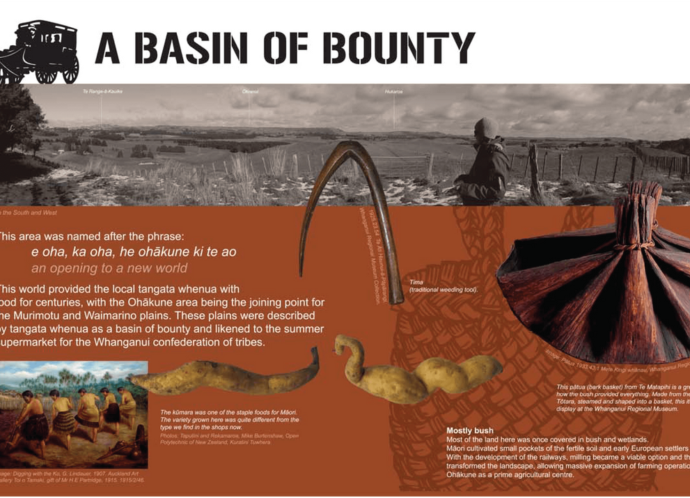 Visit Ohakune - A basin of bounty-01.png
