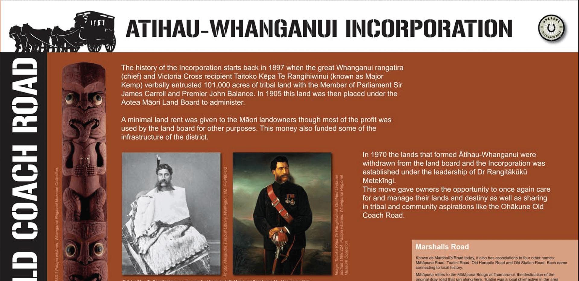 Visit Ohakune - Atihau - Whanganui incor