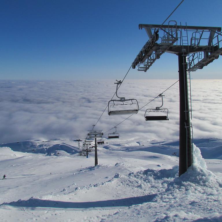 Opening weekend for Turoa ski field