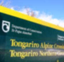 Tongariro crossig shuttle