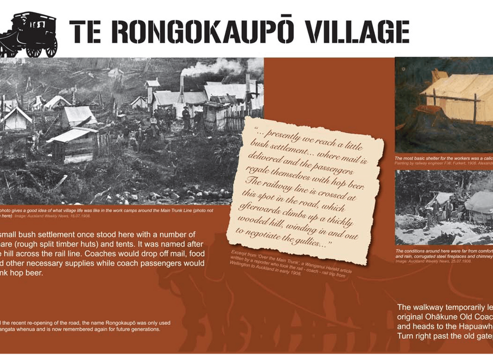 Visit Ohakune - Te Rongokaupo Village-01