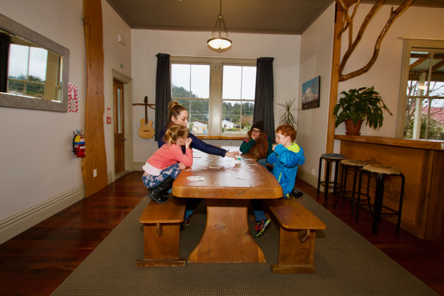 Family accommodation ohakune