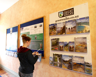 Get all the information on what to do in Ohakune from our notice boards.