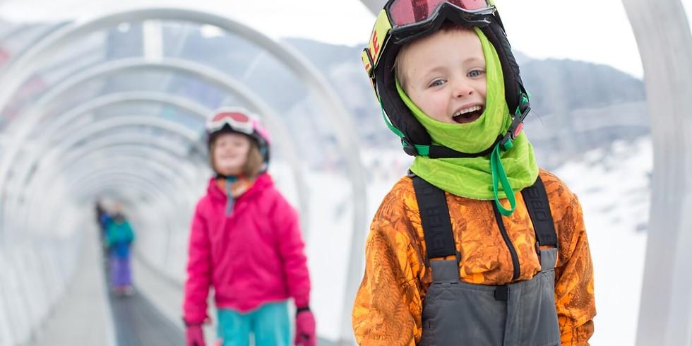 Happy Valley Ski field, opening weekend - 5th June 2021