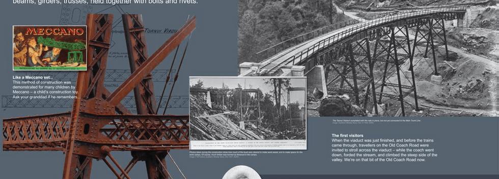 Visit Ohakune - Taonui Viaduct - the age