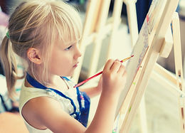 Banksias & Geese, Pastels + Watercolour