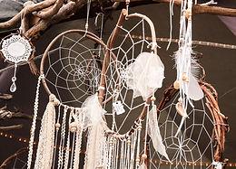Botanical Dream Catchers