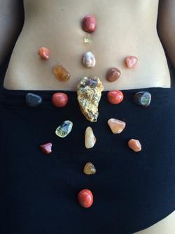 Crystal Womb Healing