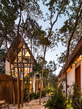 Hotel Jungle Keva Tulum