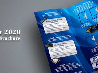 Challenge Electronics Trifold Brochure 2020 Edition
