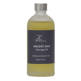 ANCIENT JAVA Massage Oil