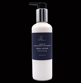SANDALWOOD & FRANGIPANI Body Lotion