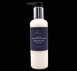 SANDALWOOD & FRANGIPANI Shower Gel