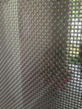 Security Window Screens provide airflow & visibility with top of the line security