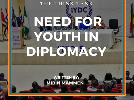 Need for Youth in Diplomacy