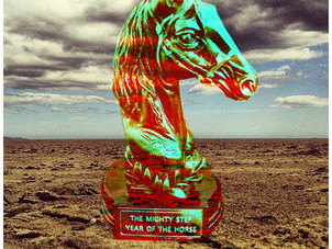The Mighty Stef - Year Of the Horse Album Review