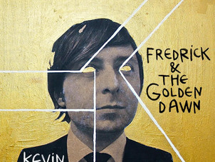 Kevin Nolan - Frederik & The Golden Dawn Album Review
