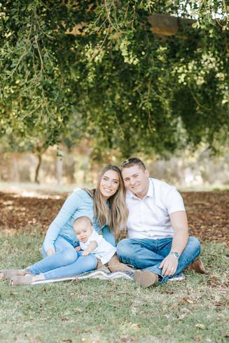 Presidio Park Family Photography