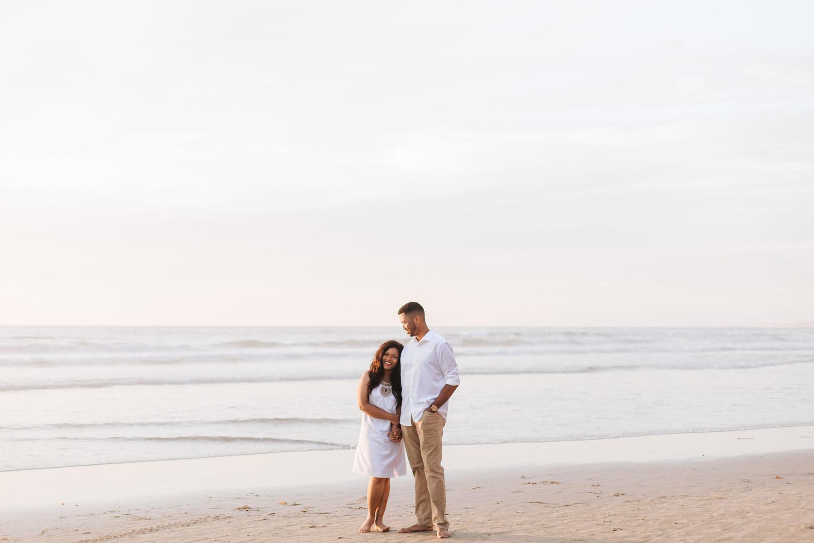 La Jolla Shores Engagement Photography