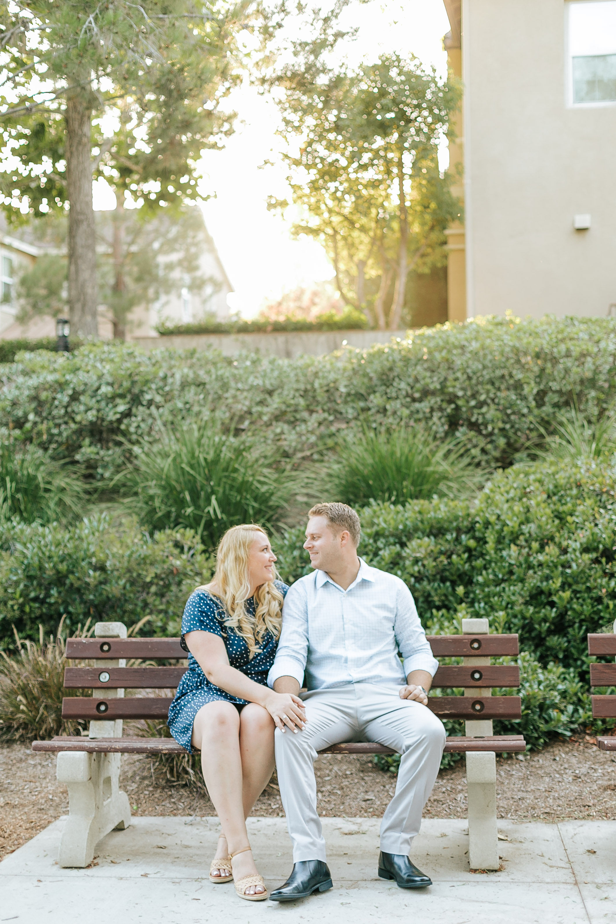 Ladera Ranch Engagement Photography