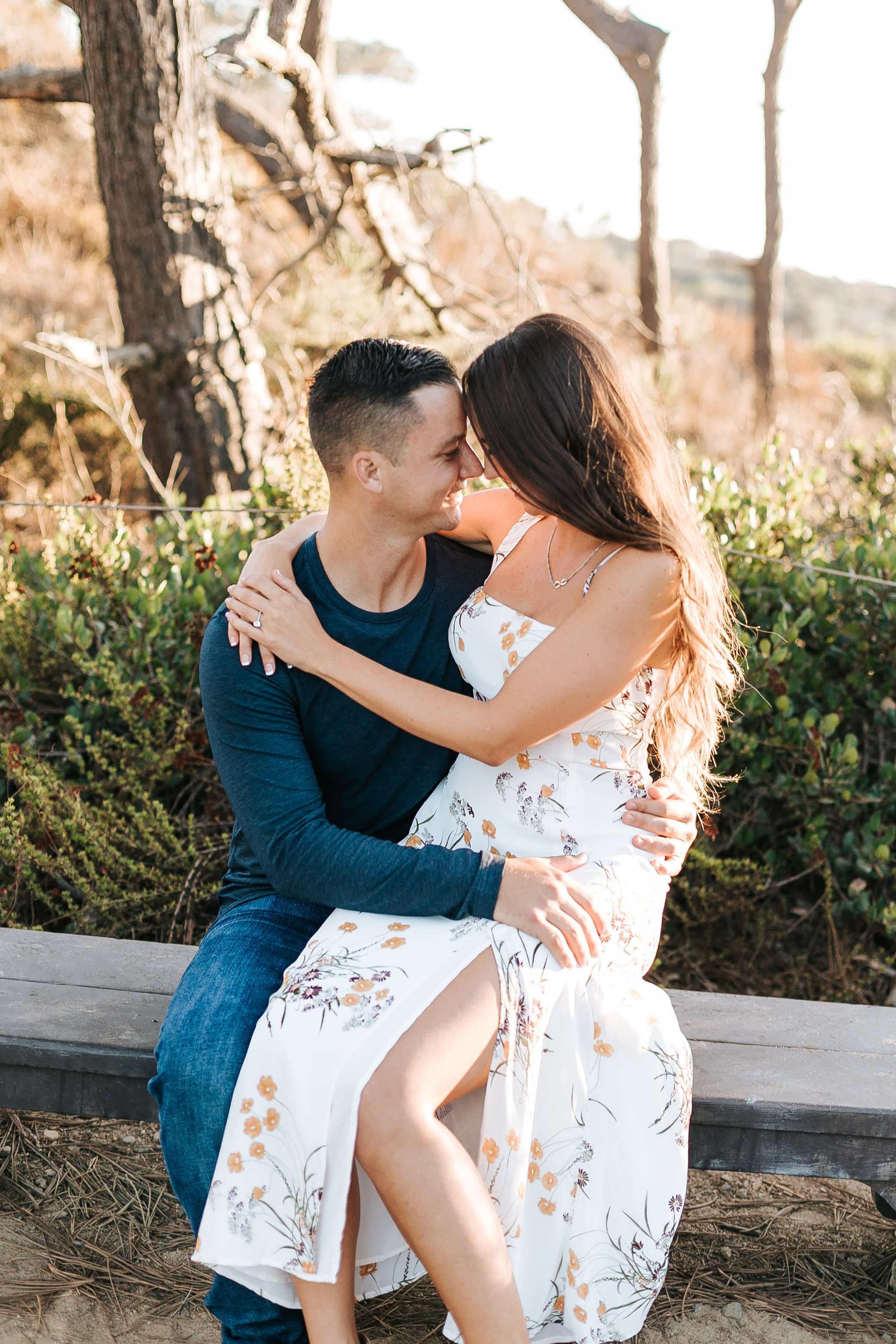 Torrey Pines Engagement Photos