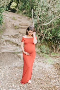 Marian Bear Park Maternity Photos