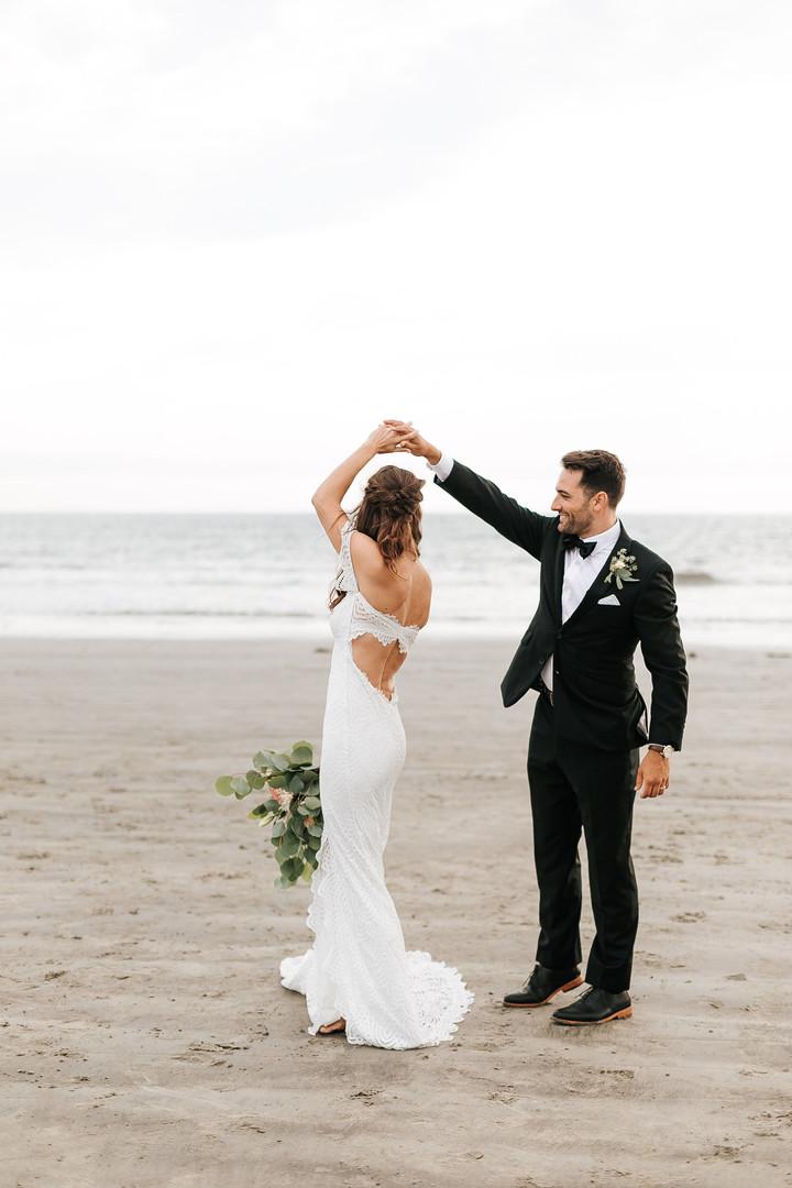 Hotel Del wedding photography