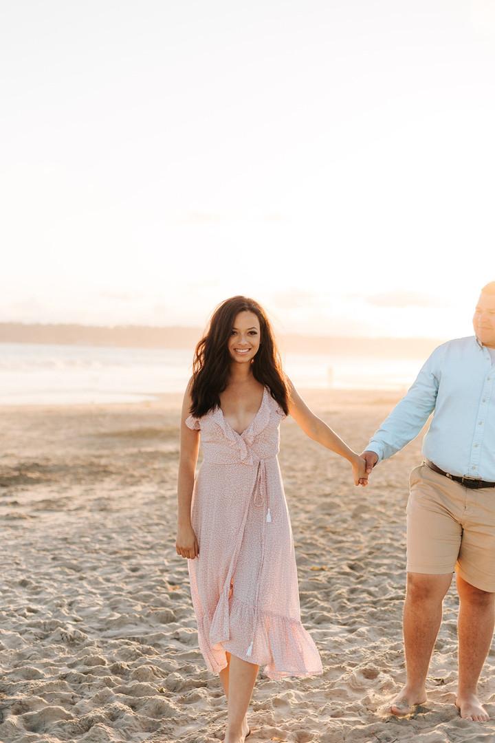 Coronado Engagement Photography