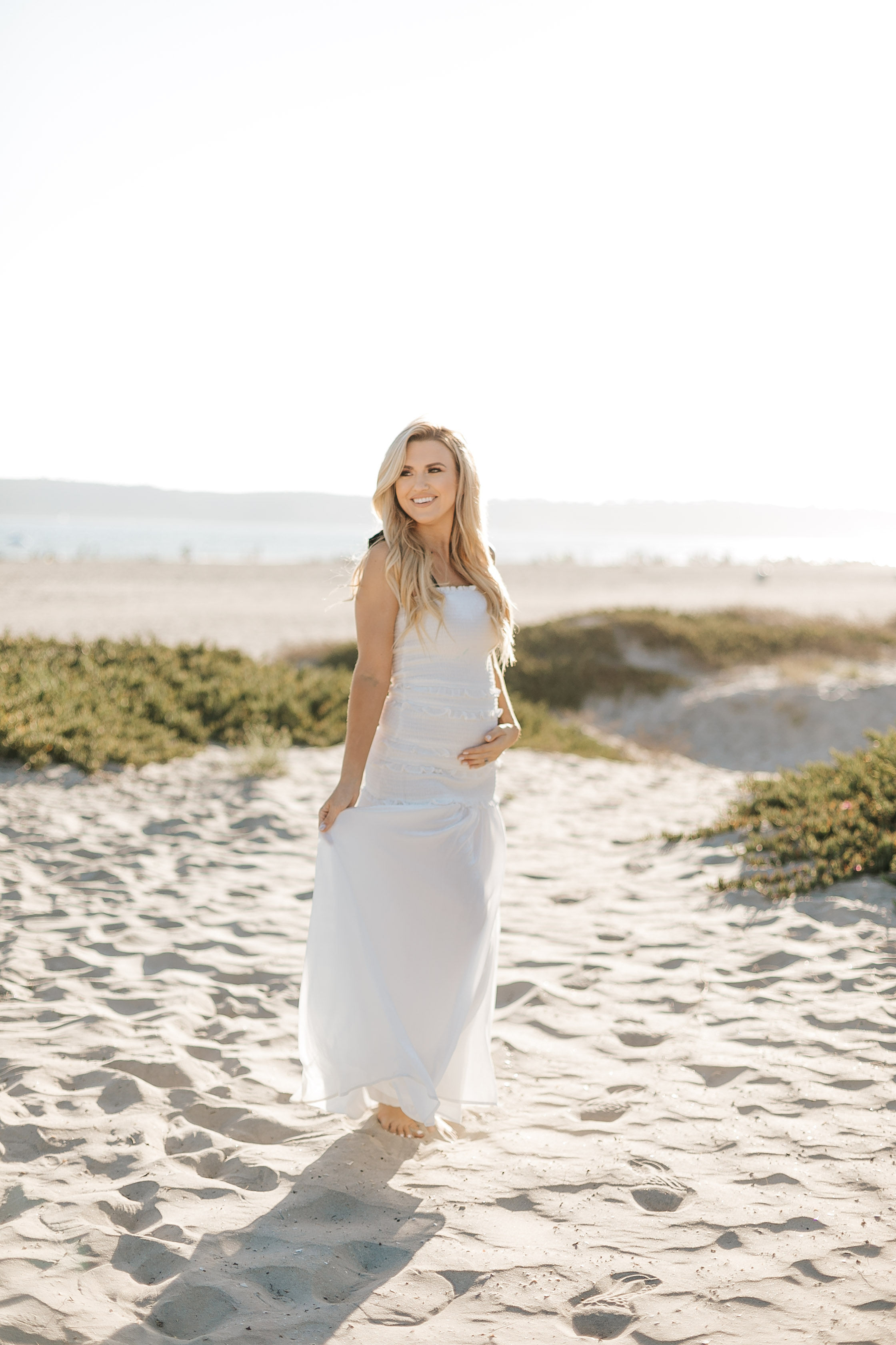 Coronado Maternity Session