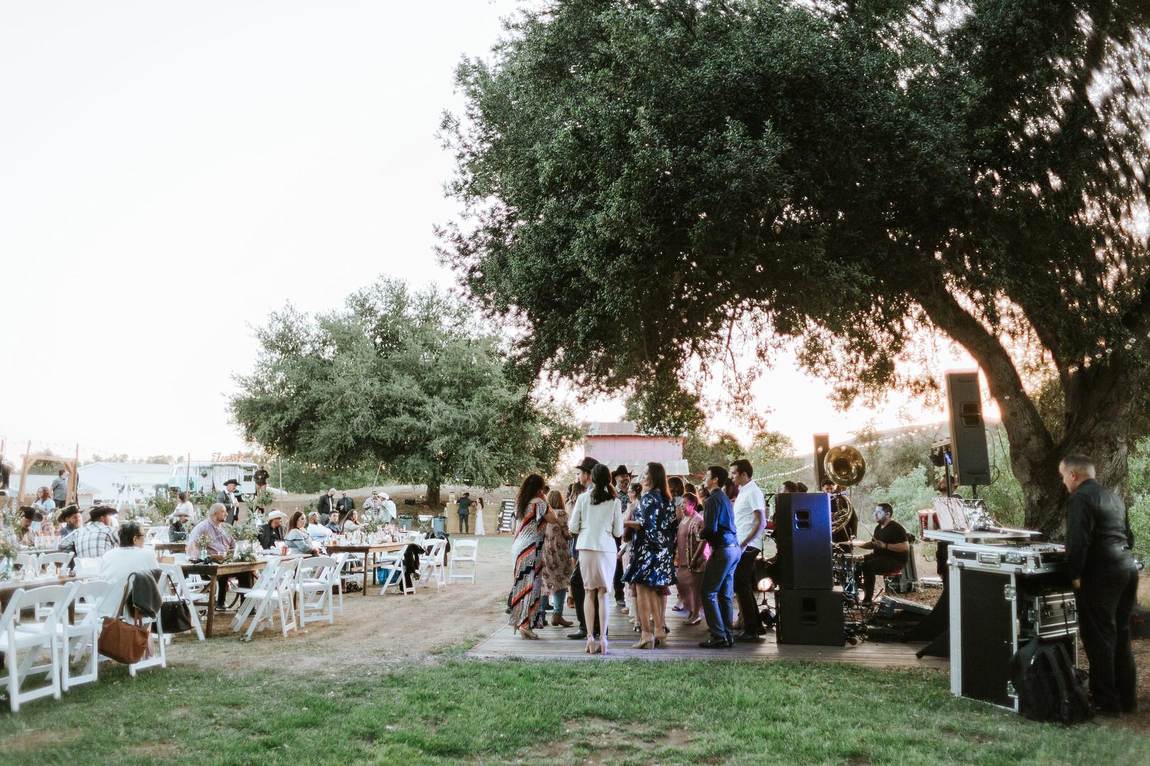 Owl Creek Farms Foundation Wedding