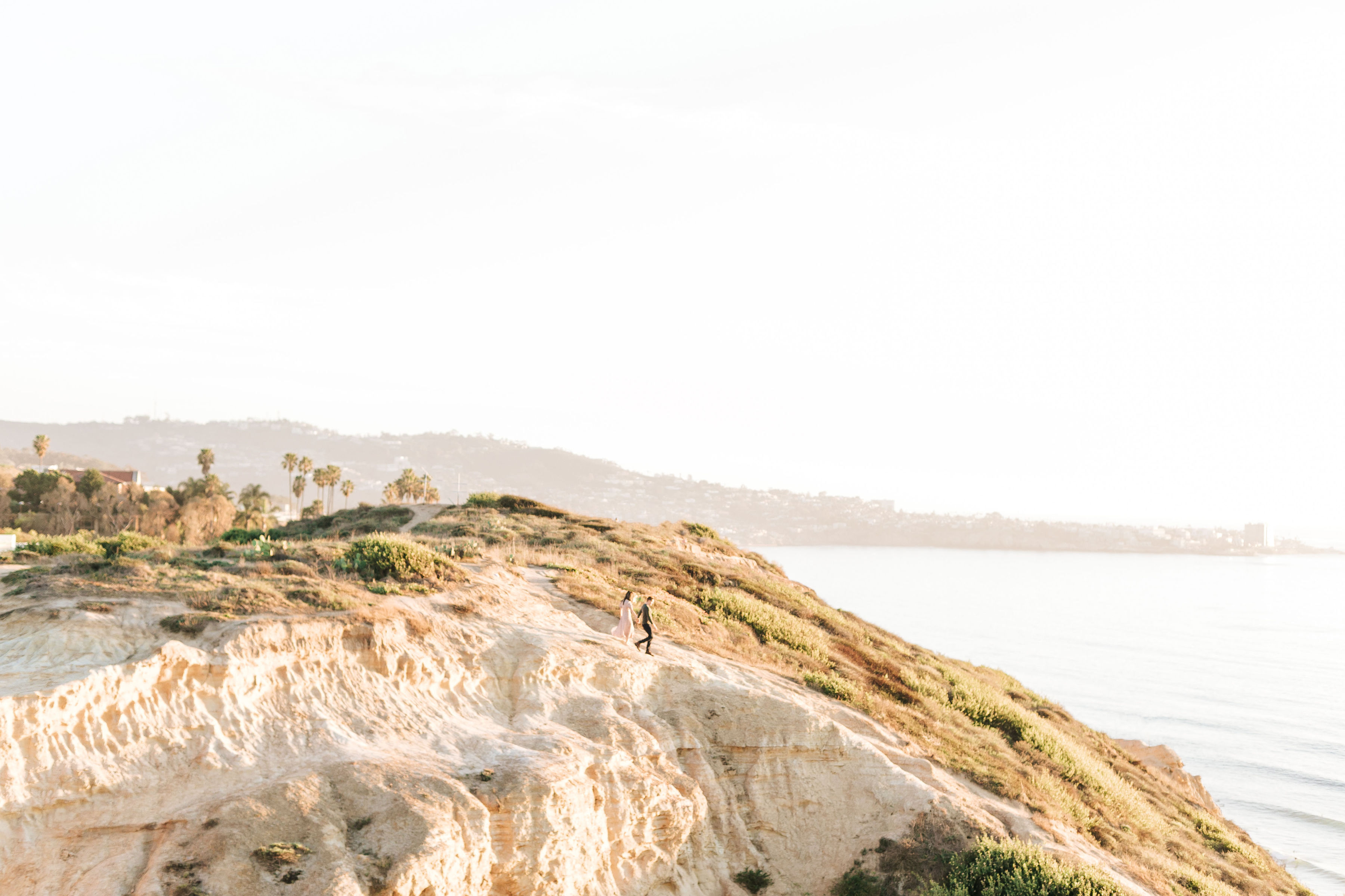 La Jolla Shores Engagement Photos