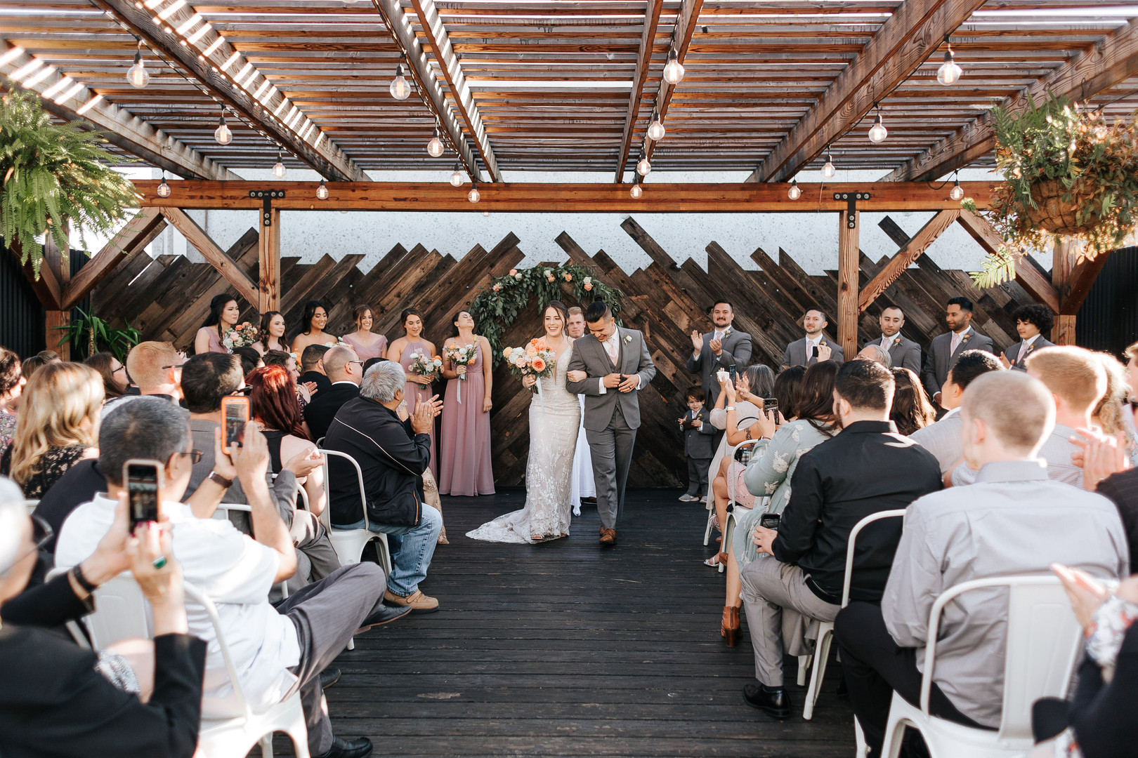 Wood Shed Wedding