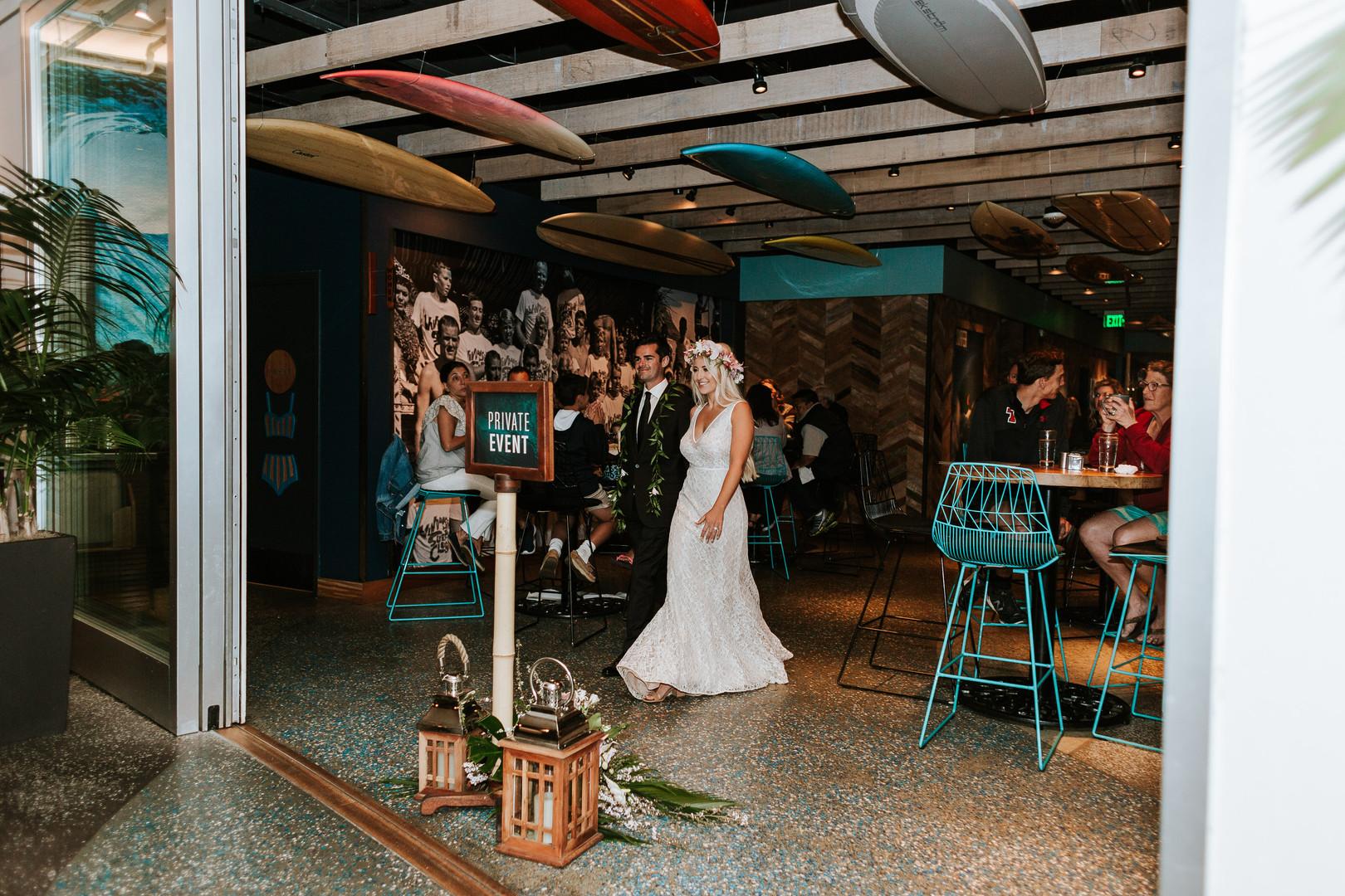 Dukes La Jolla Wedding