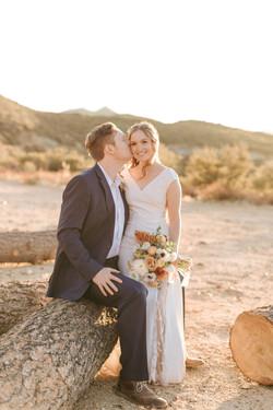 Julian Wedding Photos