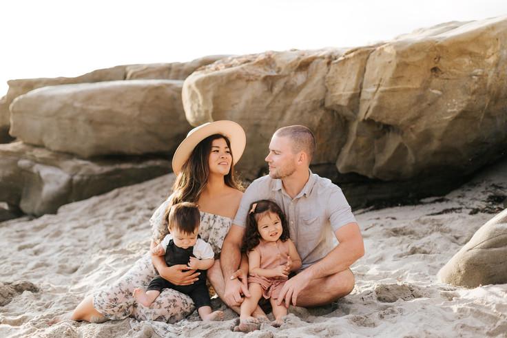La Jolla Family Photographer