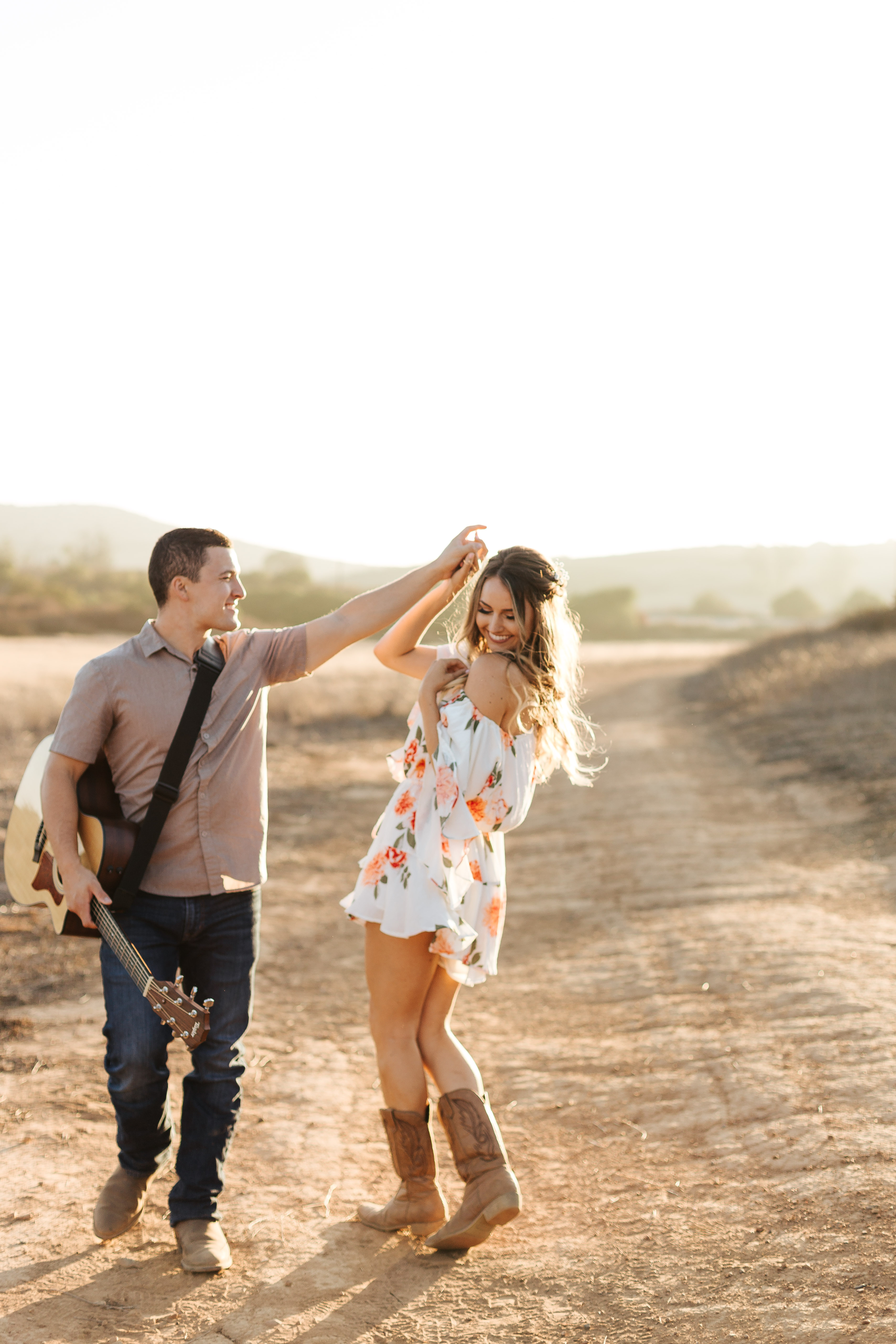 Iron Mountain Engagement Photos