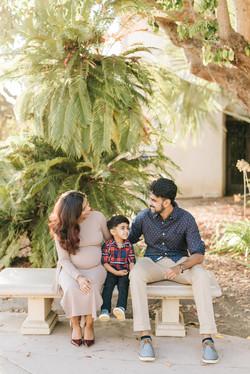 Balboa Park Family Photography