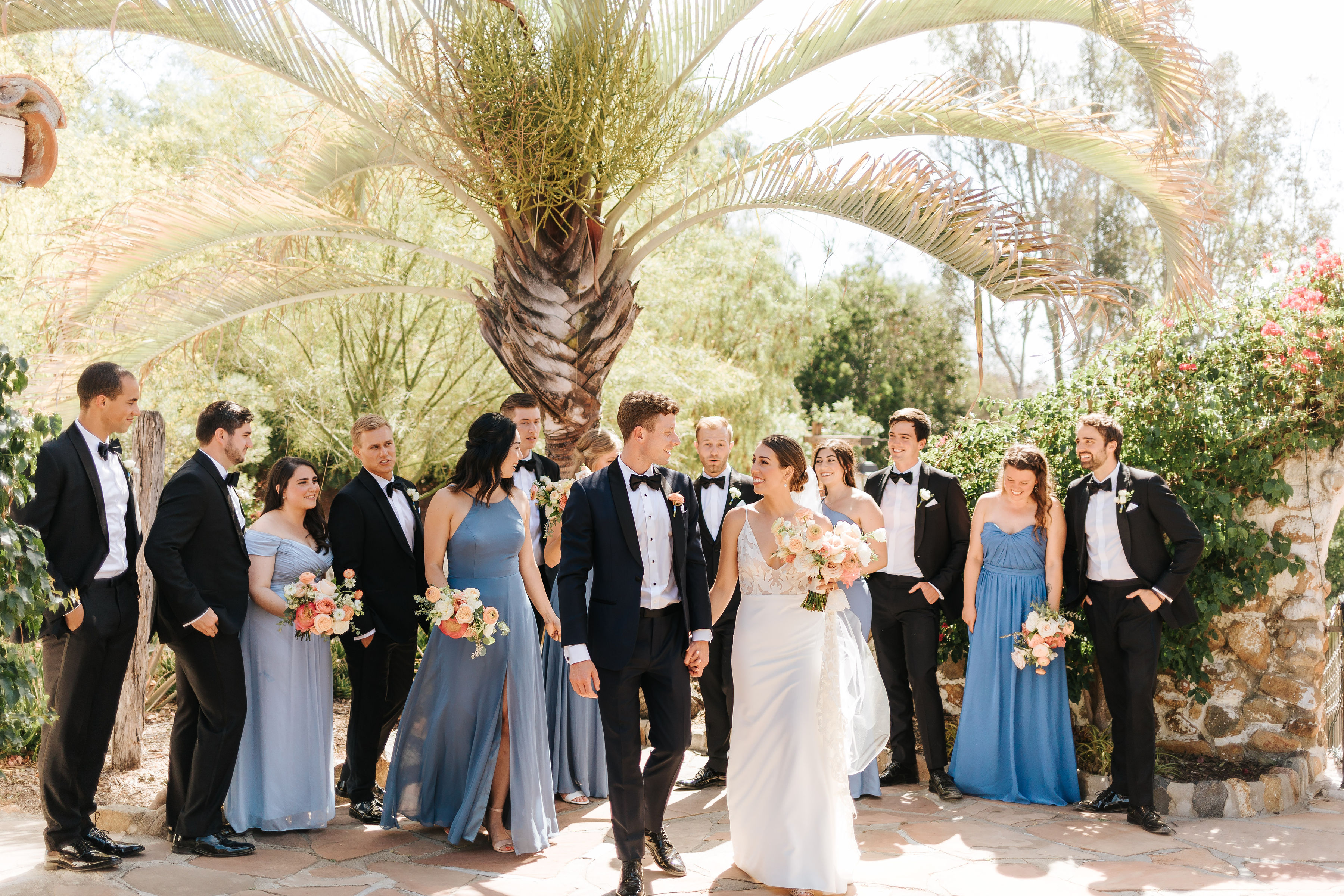 Leo Carrillo Ranch Wedding Photos