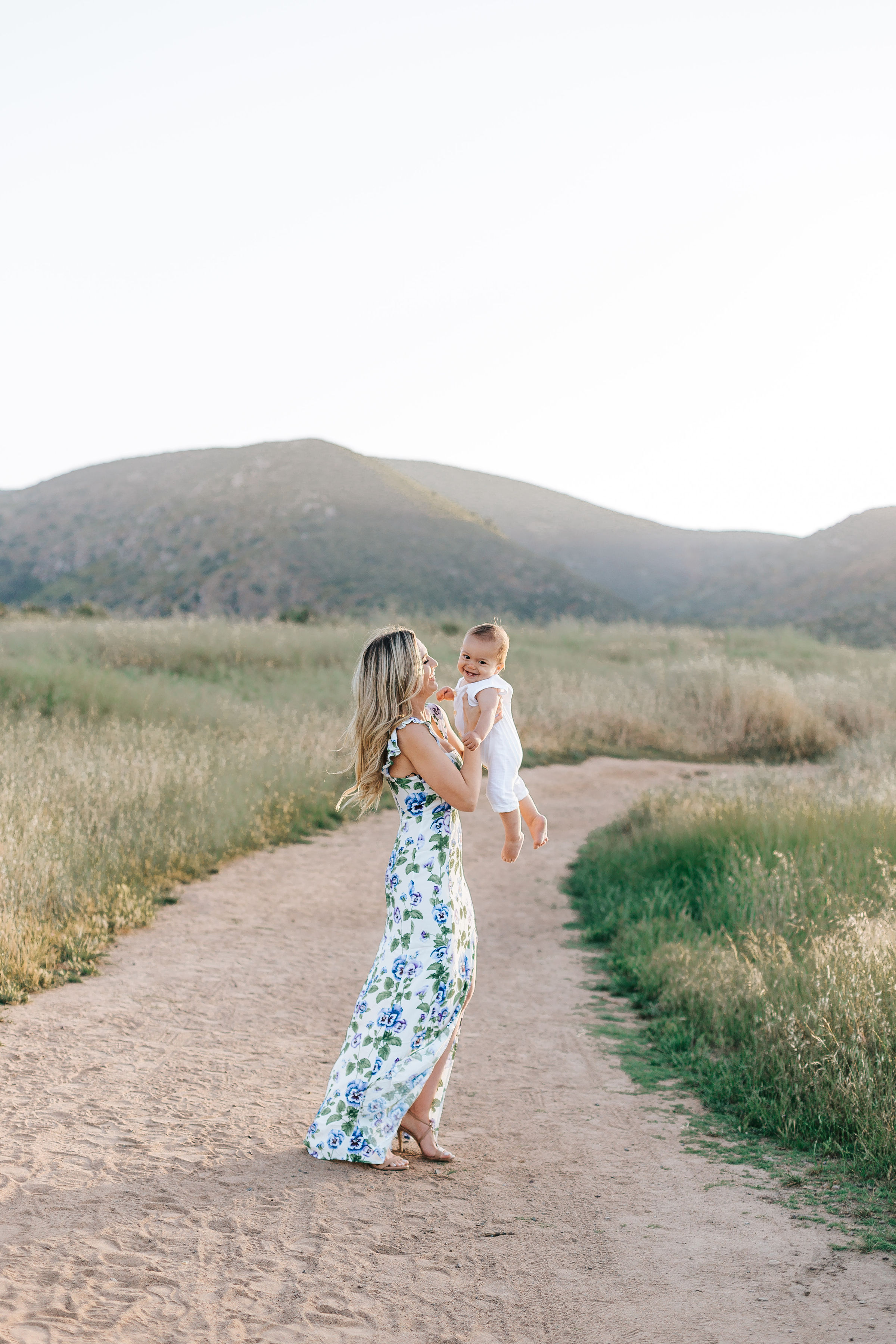 Mission trails Family Session