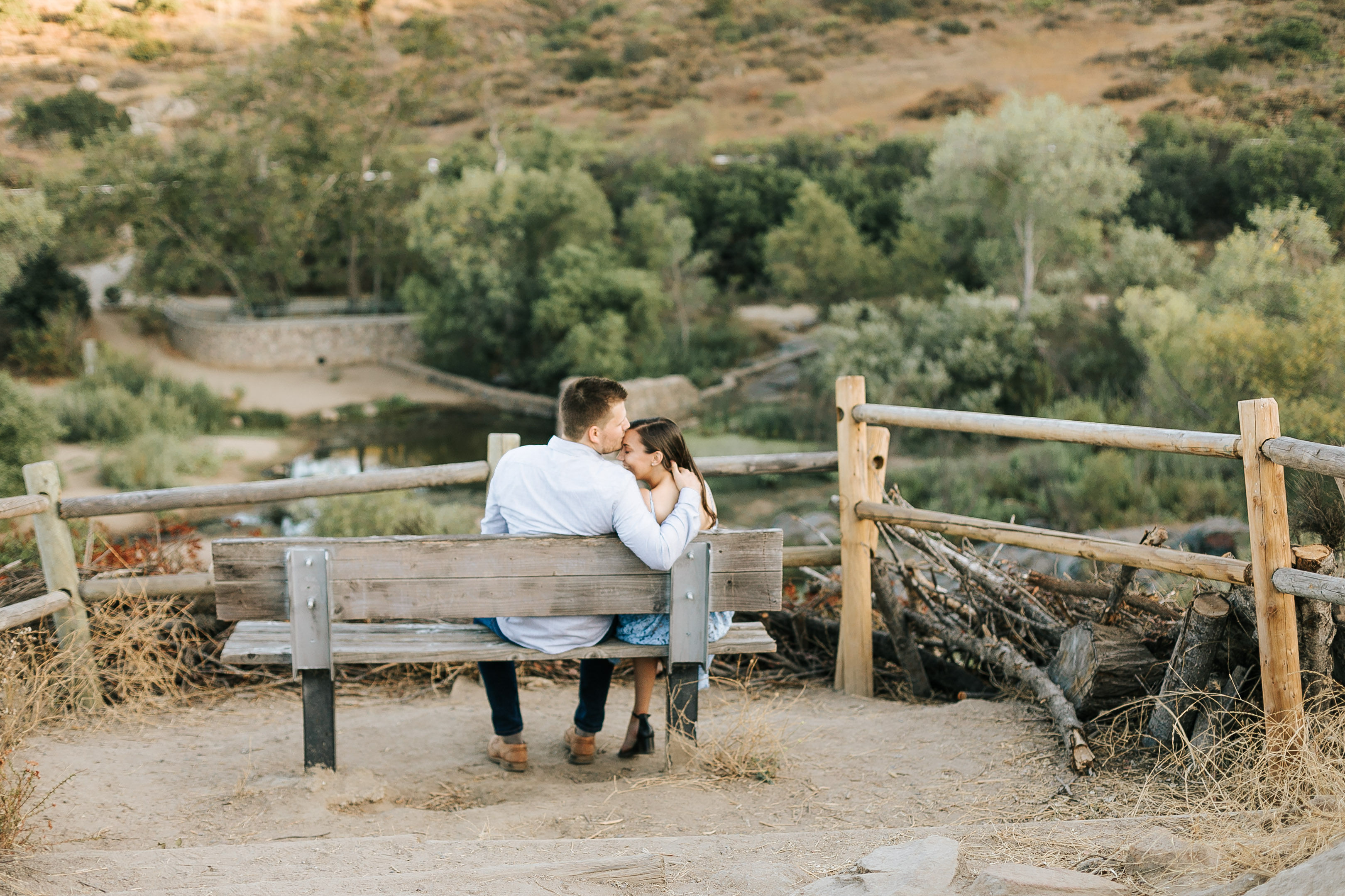 Mission Trails Engagement Photos