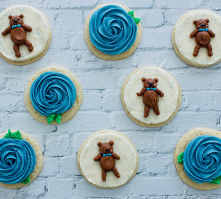 Soft Batch Buttercream Cookies