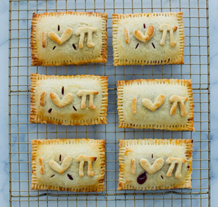 Custom Hand Pies for Pi Day