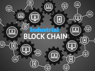 What are the Industrial Blockchain Segments being Considered Today?