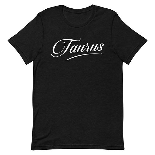 Taurus Determined T-Shirt