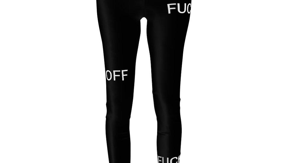 Women's FUCK OFF Leggings