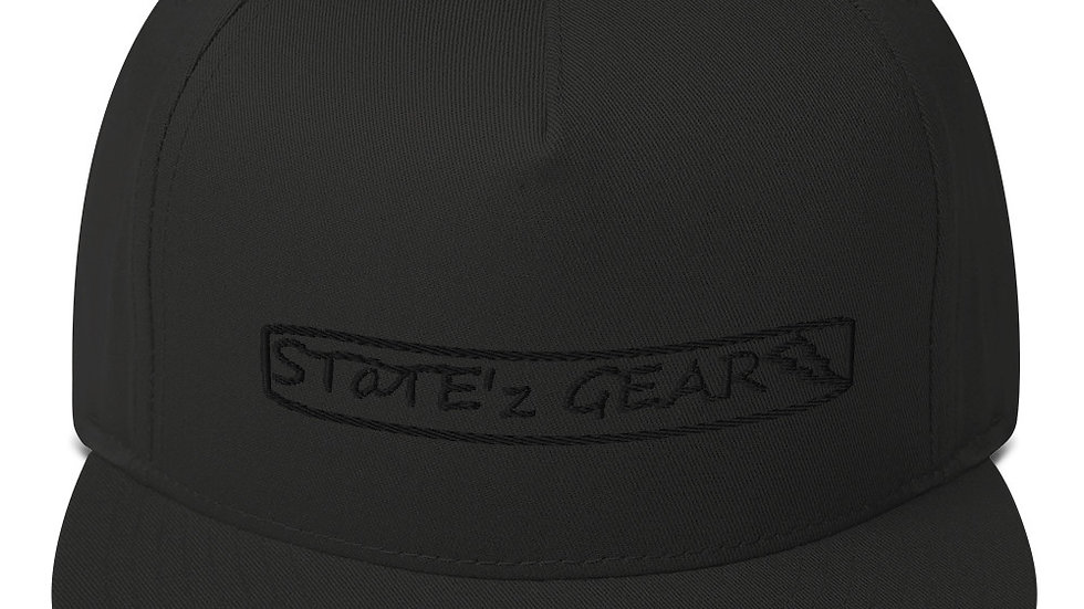 STaTE'z GEAR Flat Bill Caps